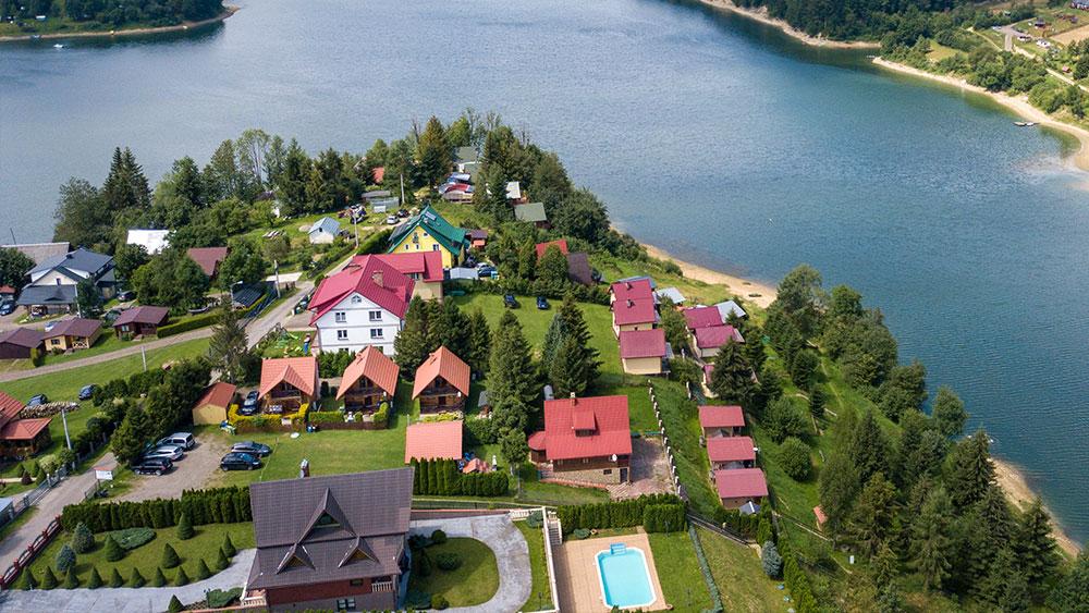 Domki Letniskowe Bieszczady Solina